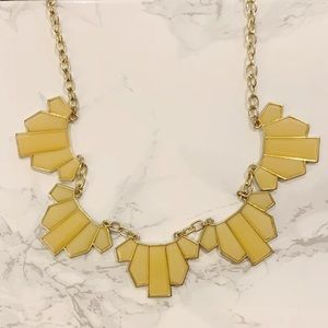 Geometric shape necklace